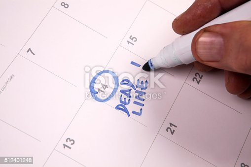 istock Important date 512401248