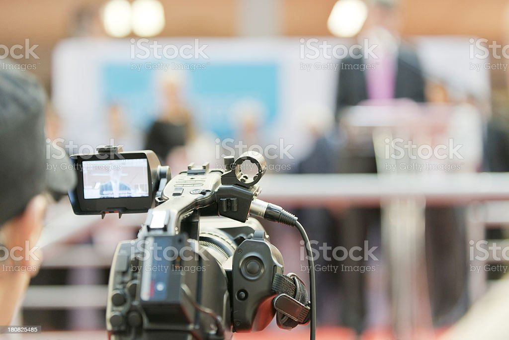 Important event royalty-free stock photo