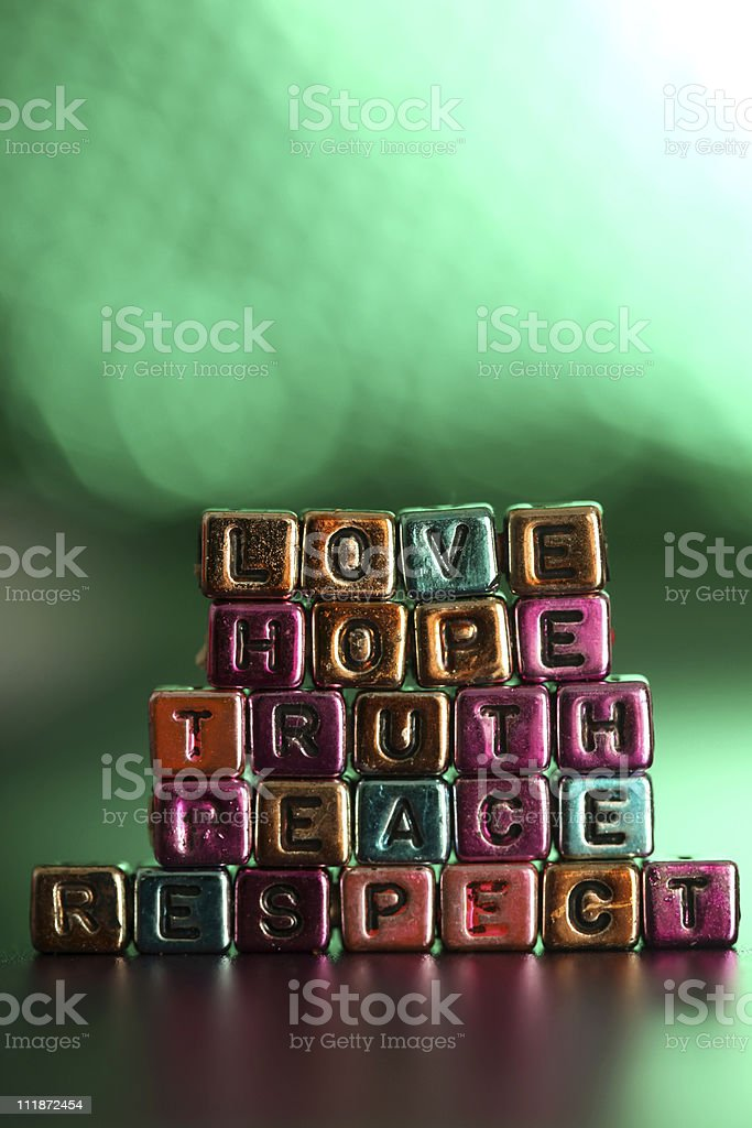 Important Message royalty-free stock photo