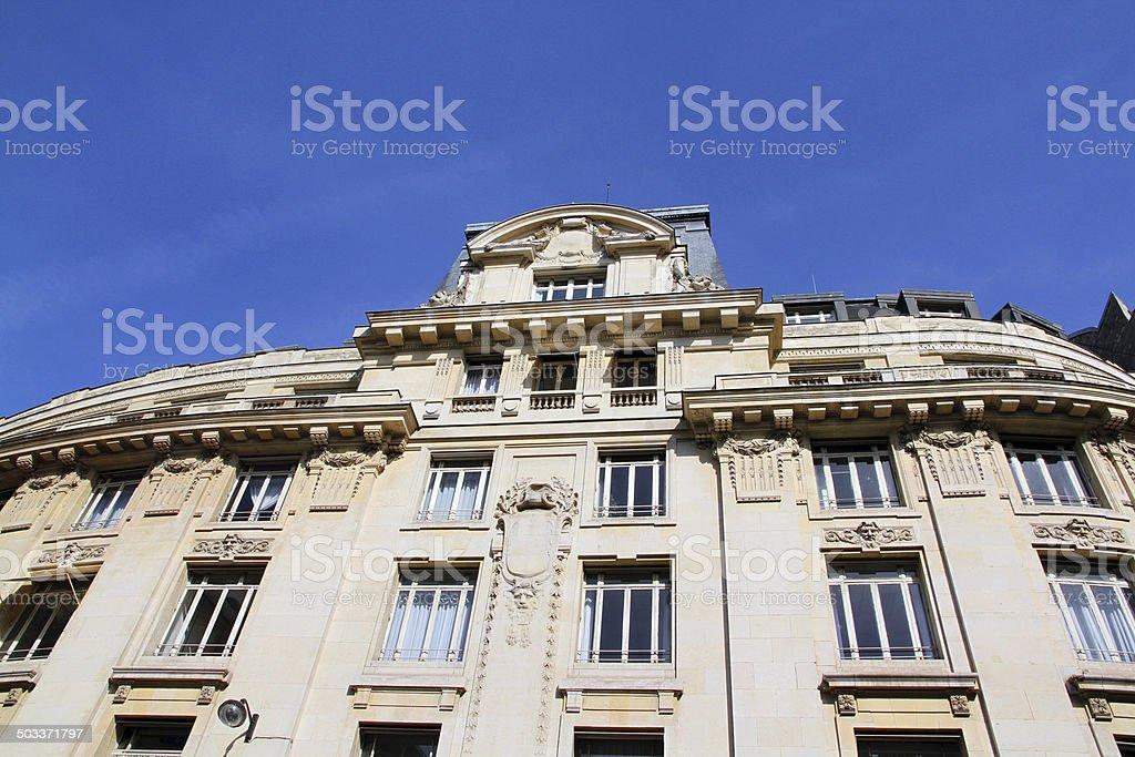 Imposing Building royalty-free stock photo