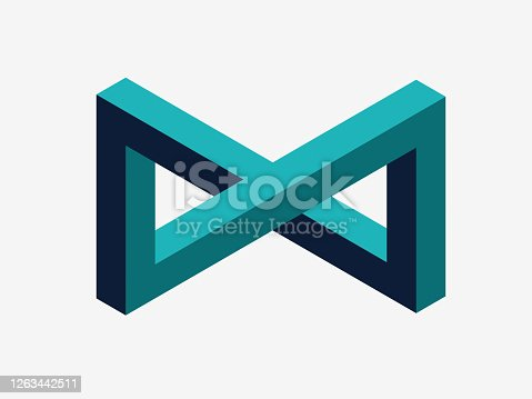 istock Impossible shape 1263442511