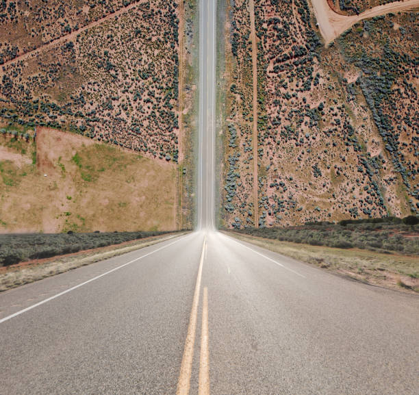 Impossible steep hill Impossible steep hill steep stock pictures, royalty-free photos & images