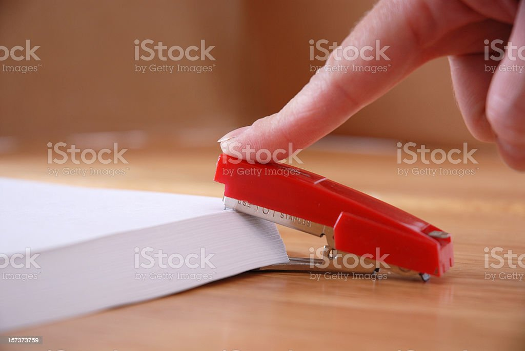 Impossible Task stock photo
