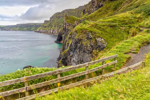 Impression von Carrick-a-Rede in Nordirland – Foto
