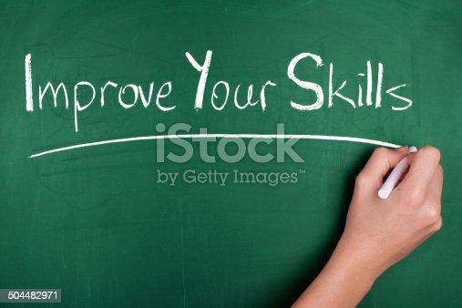 865186916 istock photo Improve Your Skills 504482971