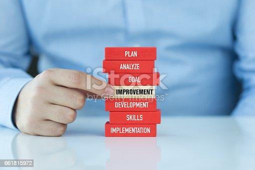 istock Improvement Concept 661815972