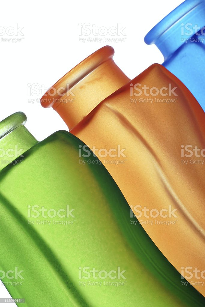 in a row royalty-free stock photo