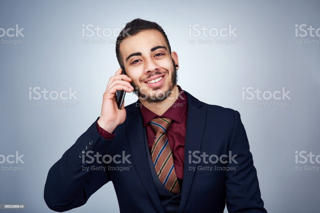 In business your next call could be your next opportunity royalty-free stock photo