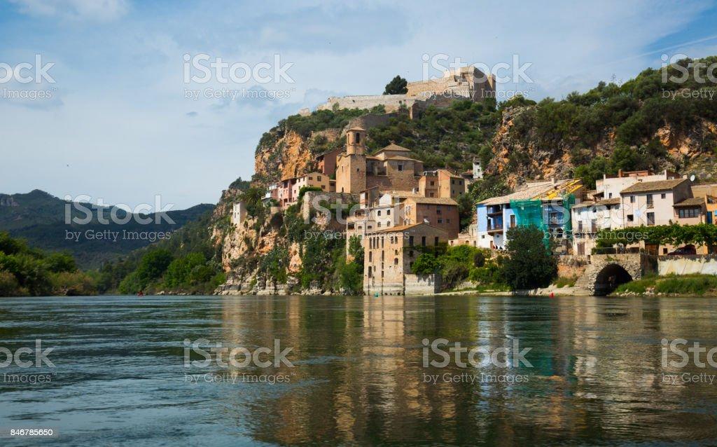 Na Catalunha, na província de Tarragona - foto de acervo