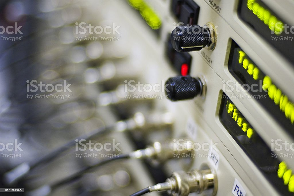 In Control royalty-free stock photo