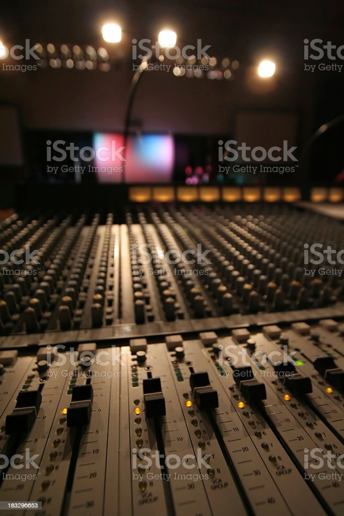 In Control stock photo