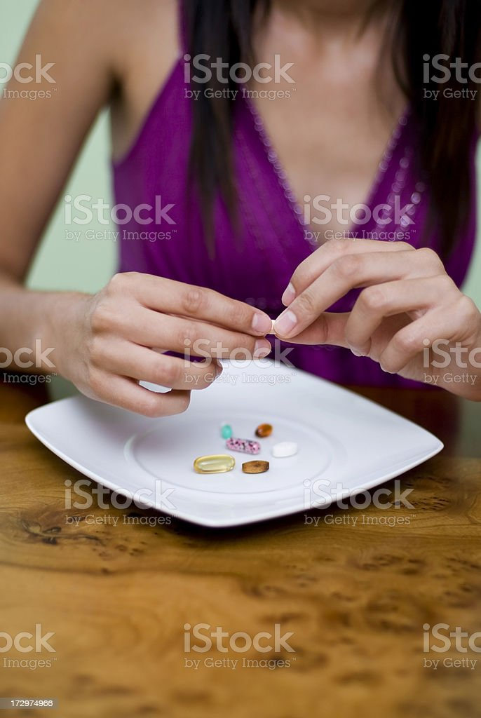In diet royalty-free stock photo