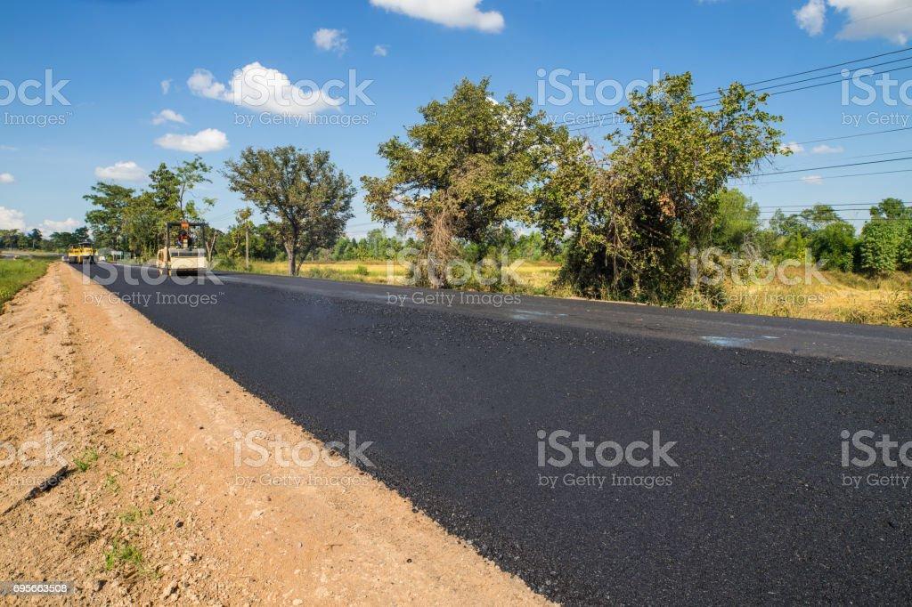 Pavimento Que Es : Fotografía de en pavimentos flexibles la capa superior consiste