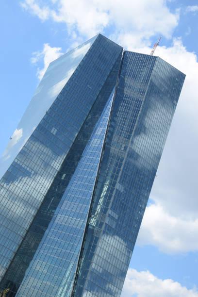 EZB in Frankfurt – Foto