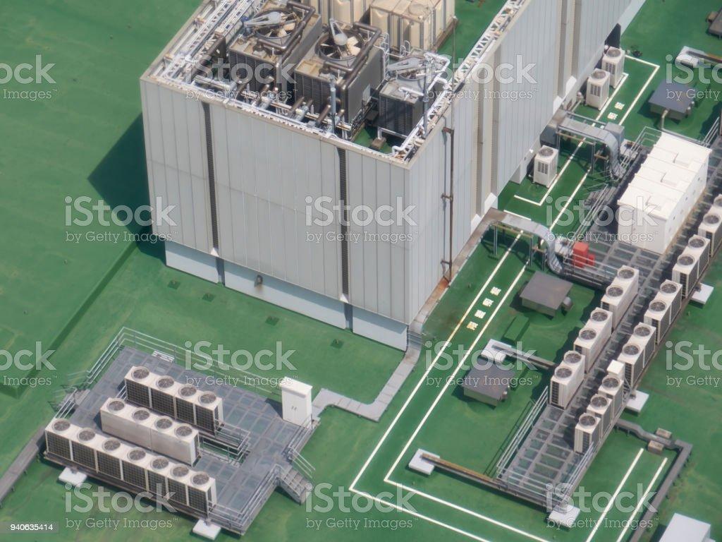 HVAC in Japan stock photo