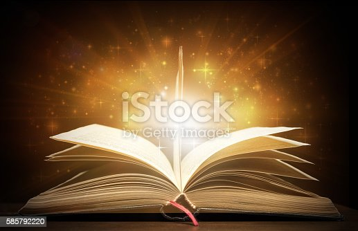 istock In light of the book 585792220