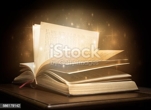 istock In light of the book 586179142