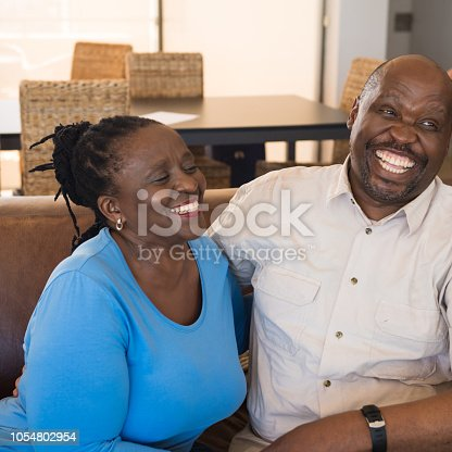Senior couple living a fulfilling retirement