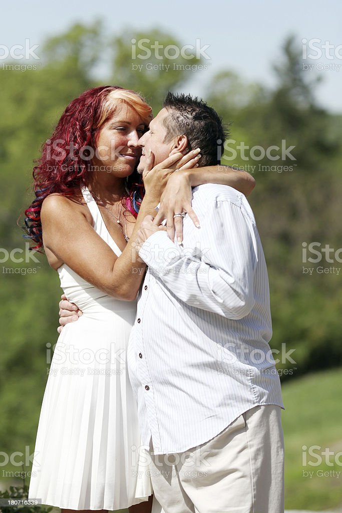 In Love royalty-free stock photo