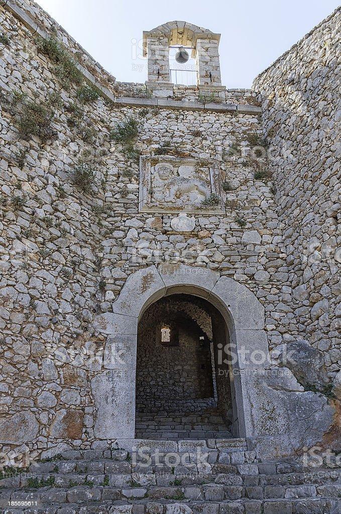 In Nafplio, Greece stock photo