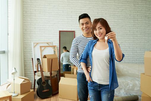 istock In new apartment 897890182