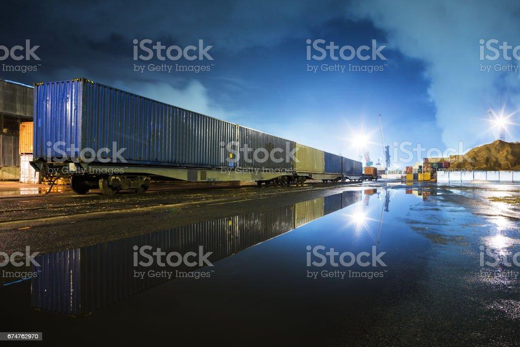 In Hafen – Foto