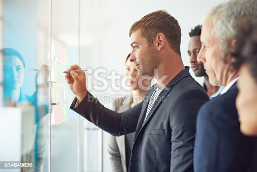istock In pursuit of new and innovative ideas 514649636