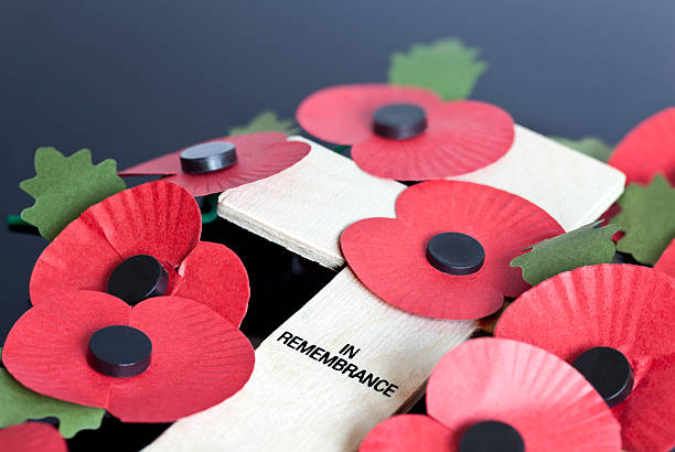 In Remembrance stock photo