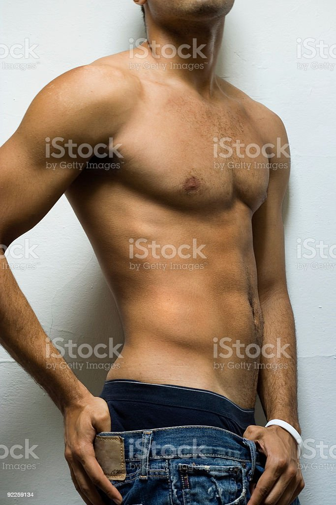 In shape royalty-free stock photo