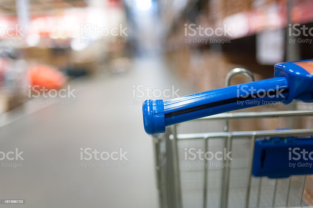 In shopping mall stock photo