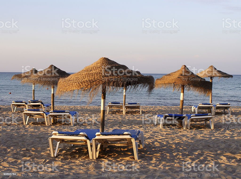 In the afternoon... royalty-free stock photo