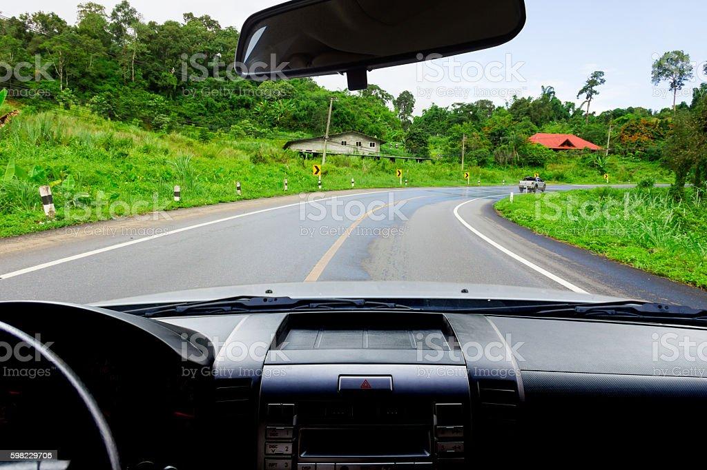 A car. foto royalty-free