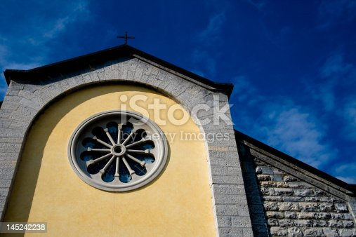 istock In the house of God 145242238