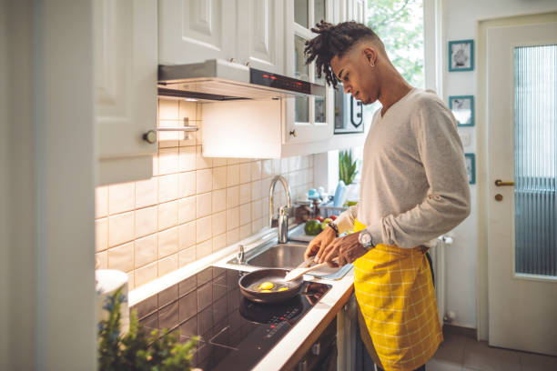 In der Küche – Foto