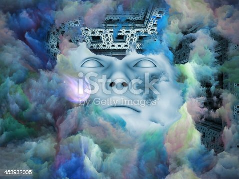 istock In the Land of Forgotten Dreams. 453932005