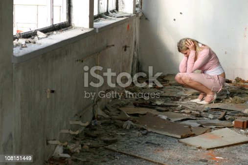 istock In the middle of nothing 108151449