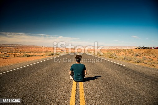 istock In the middle of nowhere 637140380