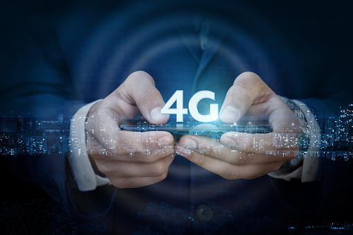 917493152 istock photo In the mobile of a 4g businessman . 993019940
