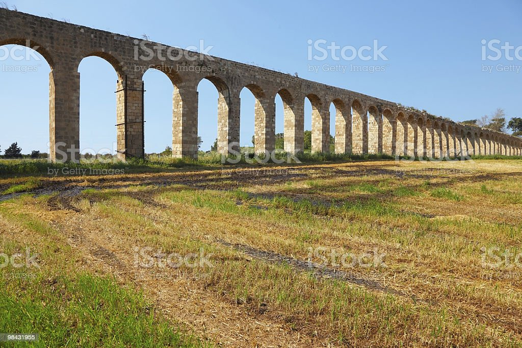 In the north of Israel royalty-free stock photo