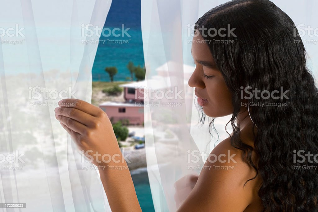 In the room royalty-free stock photo