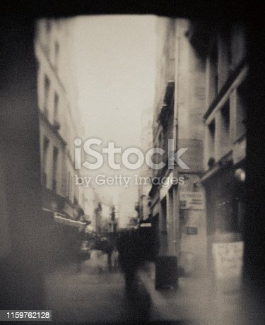 Paris, City, vintage, Capital Cities, the past, street life