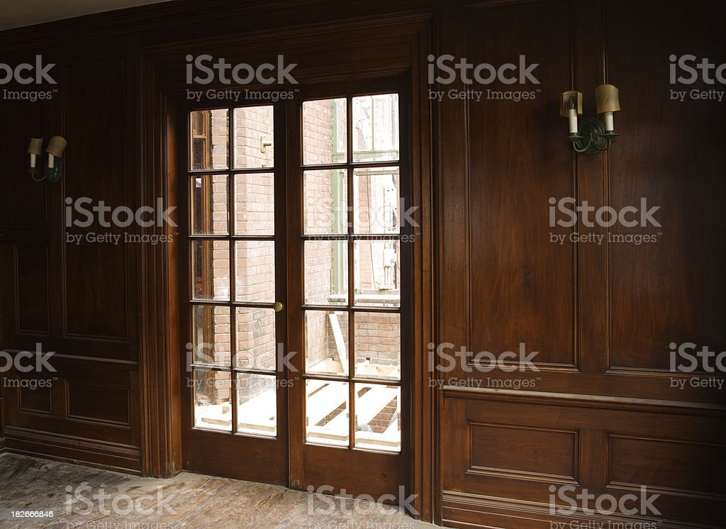 In the study royalty-free stock photo