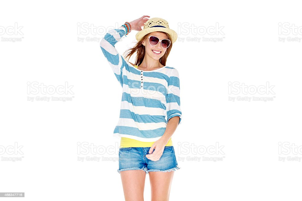 In the summertime... royalty-free stock photo