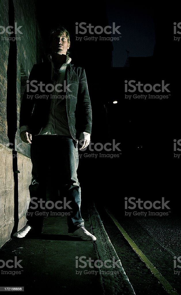 in the way royalty-free stock photo