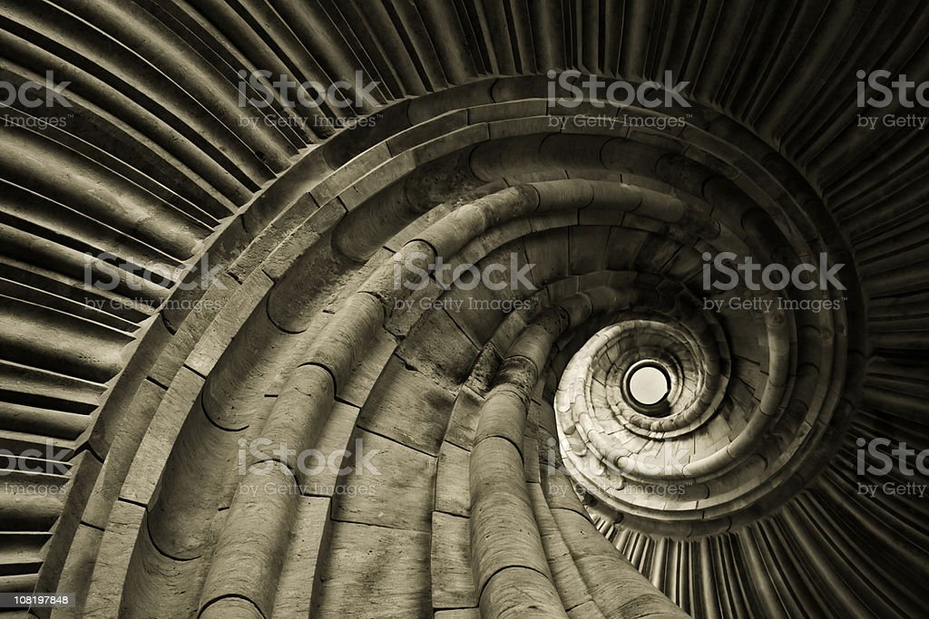 in to the Light royalty-free stock photo