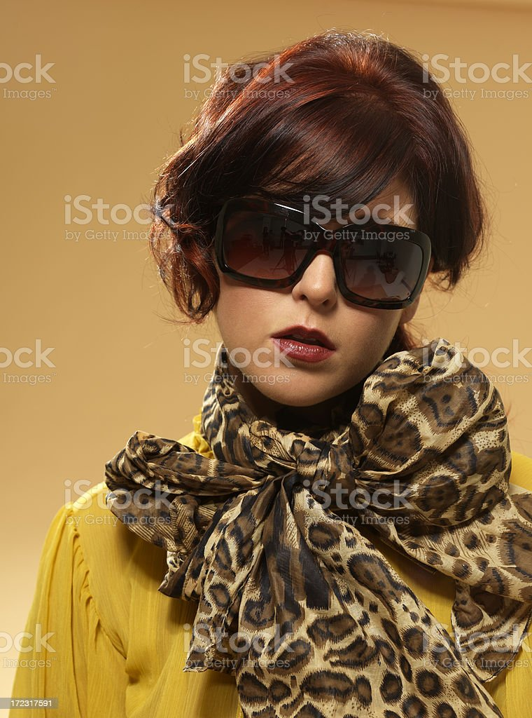 in vogue royalty-free stock photo