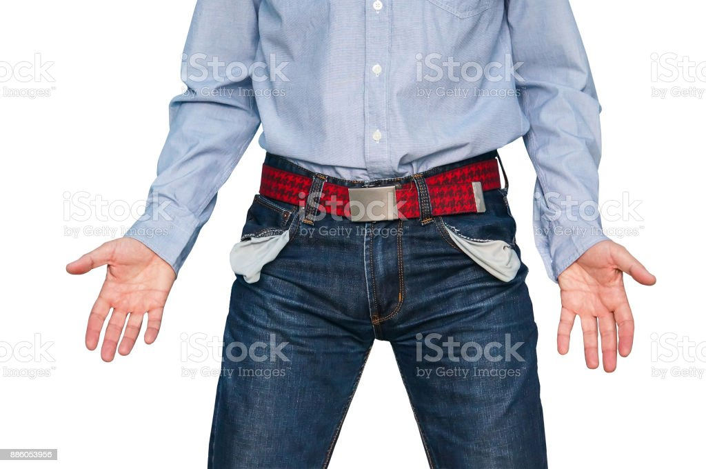 Inability to pay its debts stock photo
