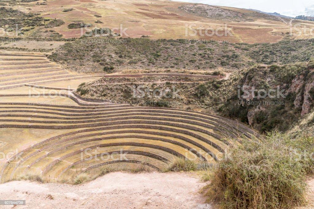Terrazas Agrícolas Incas Foto De Stock Y Más Banco De