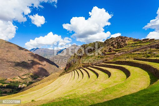 istock Inca Pisac, Peru 622207598