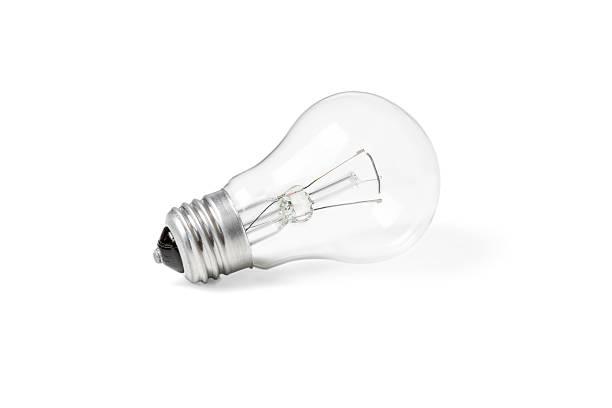 glühende lampe neue - glühbirne e27 stock-fotos und bilder